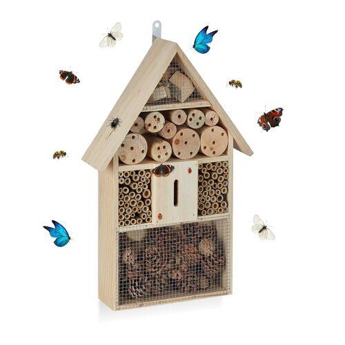 relaxdays Insektenhotel »Insektenhotel XL«