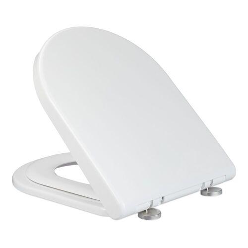 relaxdays Kinder-WC-Sitz »Klobrille mit Kindersitz D-Form«