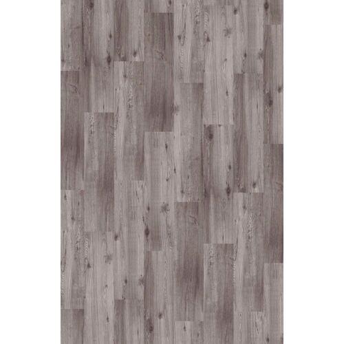 Infloor Teppichfliese »Velour Holzoptik Eiche grau«, , rechteckig, Höhe 4 mm, Teppichfliese in Holzoptik