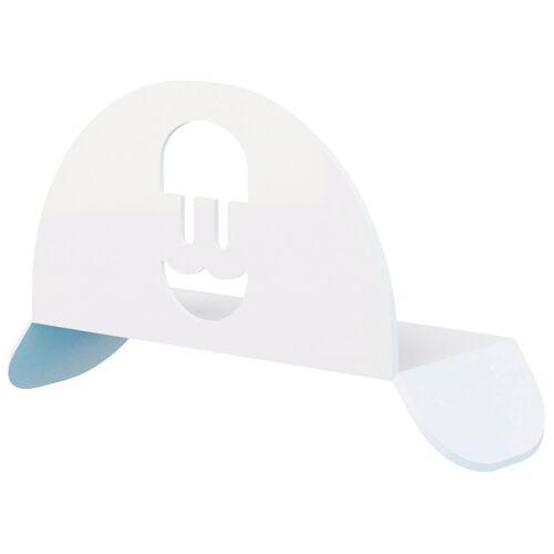 Wallbox Wandhalter »B001«, Kabelhalter für , in weiß
