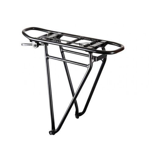 racktime Fahrrad-Gepäckträger »System-Gepäcktr. Eco 2.0 Tour schwarz, 28«