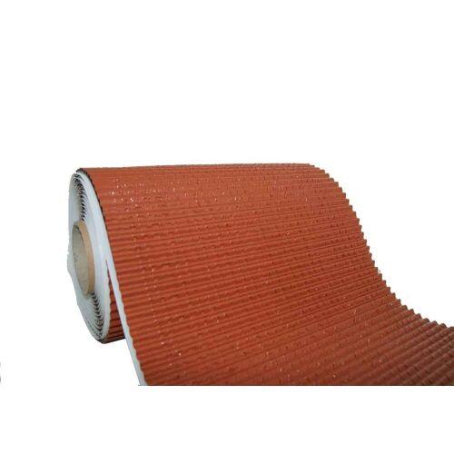 Onduline Dachbahn »5 m Kaminanschlussband Wandanschlussband Anschlussband Dach Wand Kamin Dichtungsband ziegelrot«, (1-St)