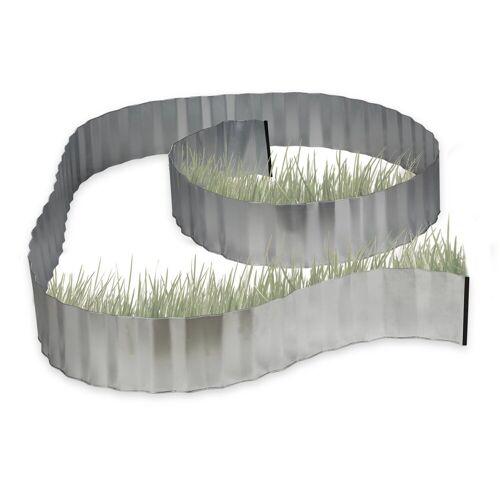 relaxdays Rasenkante »Rasenkante verzinkt«