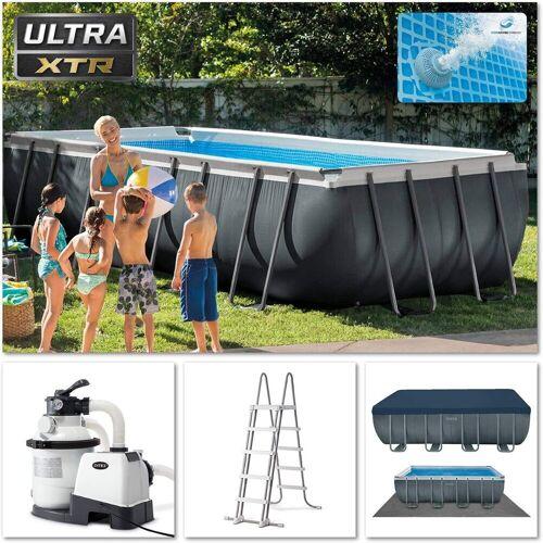 Intex Framepool »Ultra XTR Frame Pool Set, 549 x 274 x 132«