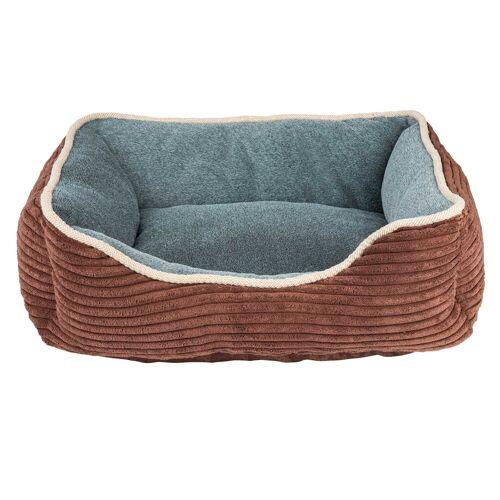 ONVAYA Hundematte »Hundebett waschbar kuschelig, Hundesofa mit hohem Rand, Hundecouch, Hundekörbchen«
