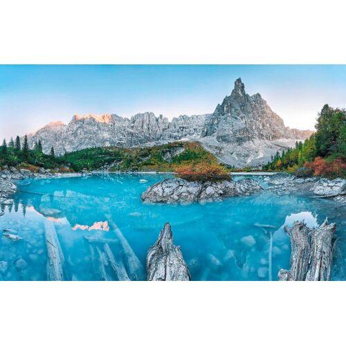 Komar Vliestapete »Alpine Treasure«, glatt, naturalistisch