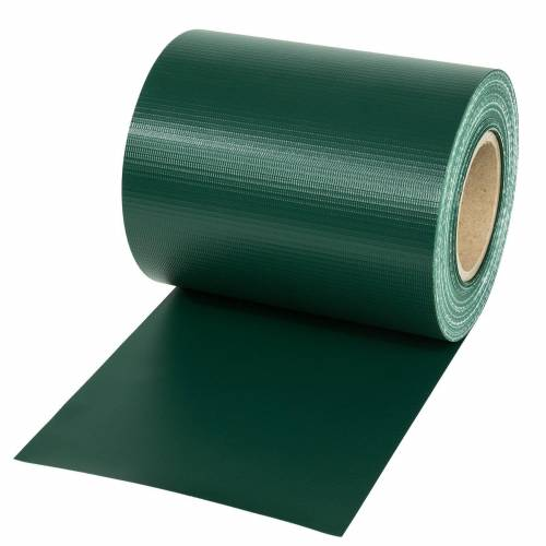 tectake Sichtschutzzug »PVC Sichtschutzfolie«, , grün