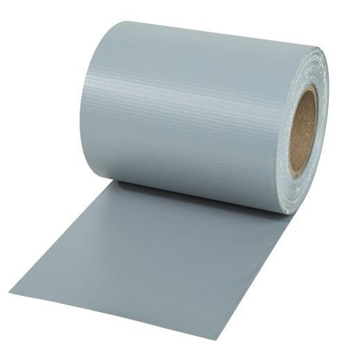 tectake Sichtschutzzug »PVC Sichtschutzfolie«, , grau