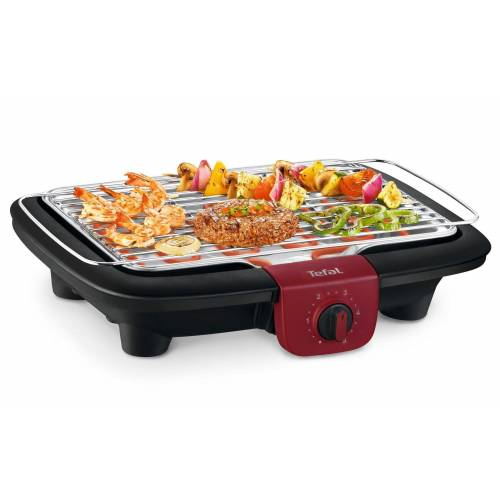 Tefal Tischgrill BG90E5 Easygrill Adjust, 2300 W