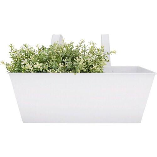 """esschert design Blumenkasten »Zink Blumenkasten """"Farmers' Pride"""" B39 cm«"""