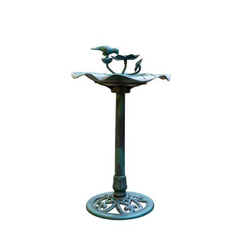 HTI-Line Vogeltränke »Vogeltränke Tessa 1« 0.5 Liter, grün