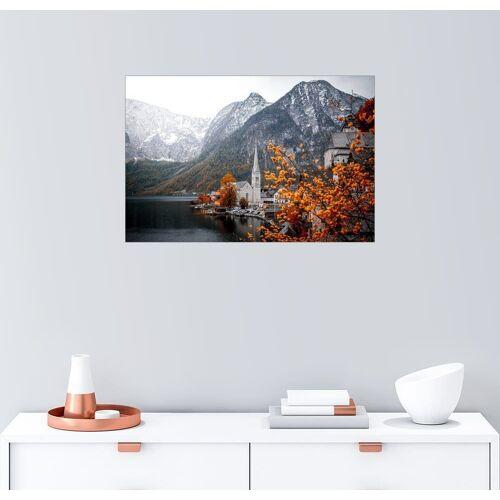 Posterlounge Wandbild, Hallstatt