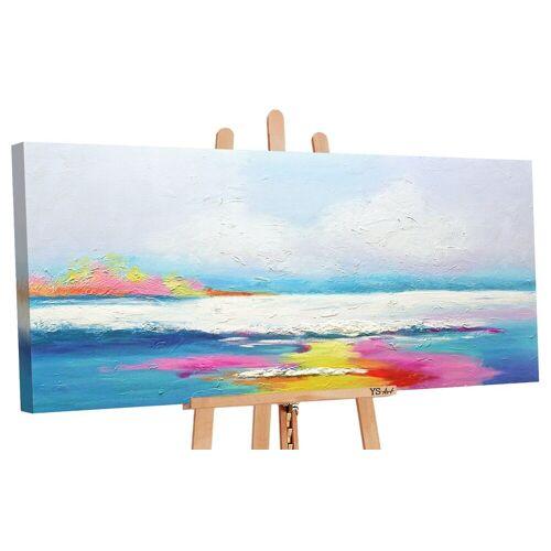 ART YS-Art Gemälde »Unendlichkeit 034«