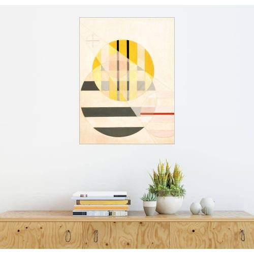 Posterlounge Wandbild, Zusammensetzung ii