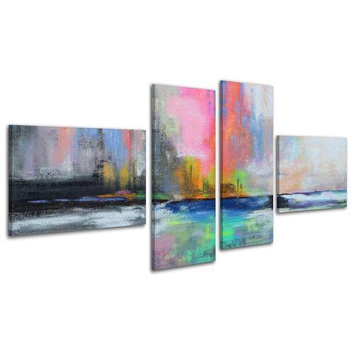 ART YS-Art Gemälde »Gleichgewicht 2 078«