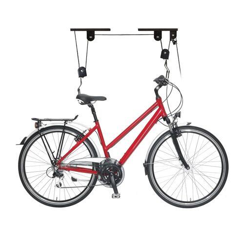 relaxdays Fahrradhalter »Fahrradlift für die Decke«