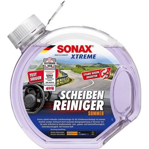 Sonax »Scheiben-Reiniger Sommer Xtreme« Autopolitur, 3,0 l