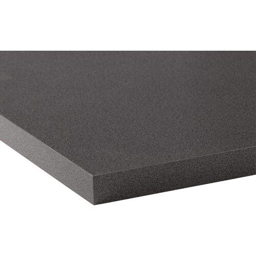wiho Küchen Arbeitsplatte »Flexi«, 28 mm stark, granit grau