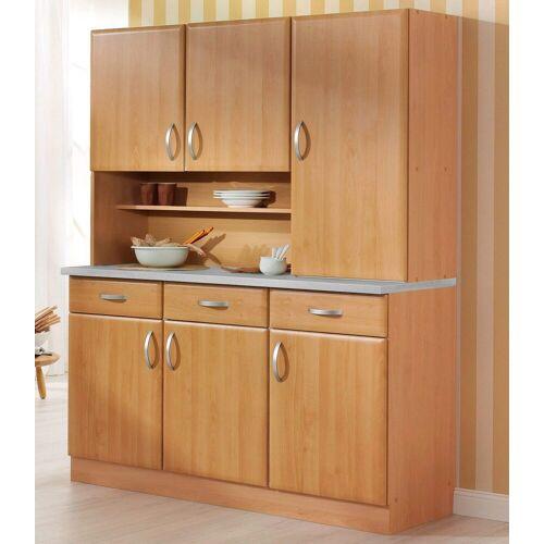 wiho Küchen Küchenbuffet »Küchenbuffet Prag, Breite 150 cm«