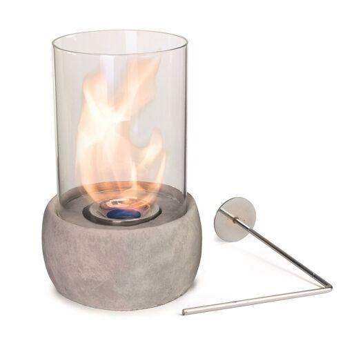 La Vida Tischfeuer »NEU Tischfeuer Tischkamin Feuerstelle Kamin Gelkamin Bio Ethanol-Kamin«