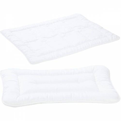 Alvi® Bett »Kinderbettdecke & Kissen Set Tencel, 100 x 135 cm«