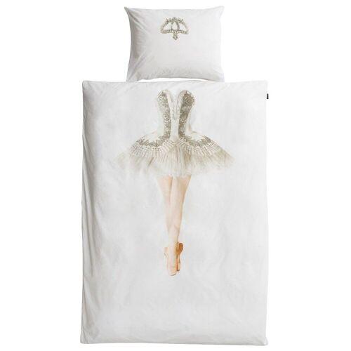 Snurk Bettwäsche »Bettwäsche Ballerina 135 x 200 cm 100% Baumwolle«,