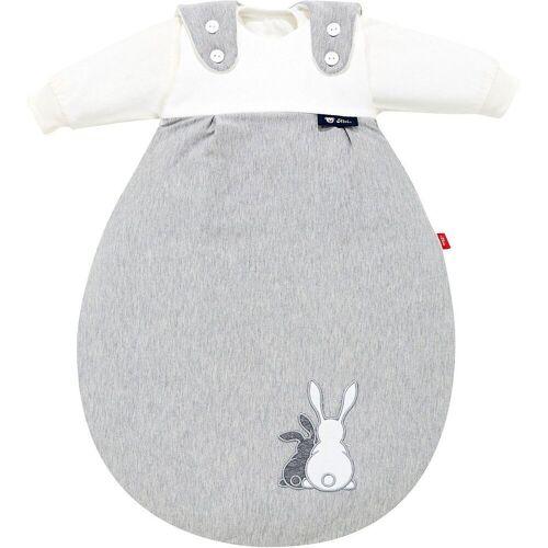 Alvi® Babyschlafsack »Schlafsack Baby-Mäxchen s.Oliver Edition, Hase«, Bunt