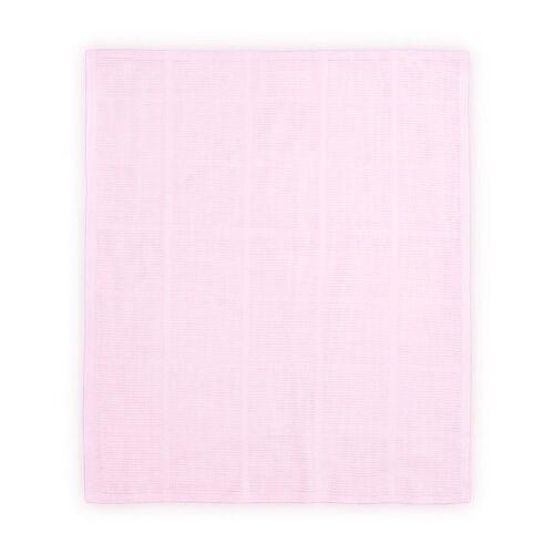 Lorelli Babydecke »Babydecke«, , Kuscheldecke Baumwolle, Größe 75 x 100 cm, ab Geburt, pink