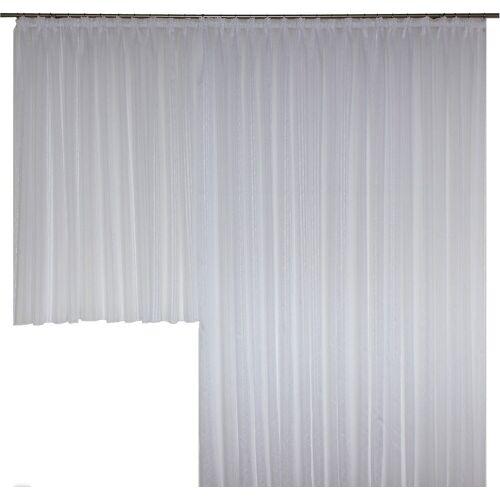 Wirth Vorhang nach Maß »Chloé«, , Faltenband (1 Stück), weiß