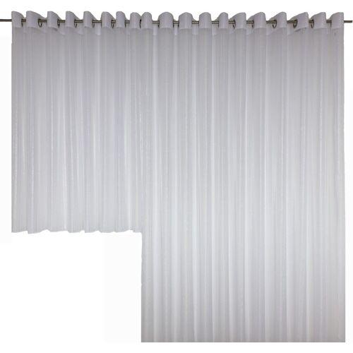 Wirth Vorhang »Elly«, , Ösen (1 Stück), Store