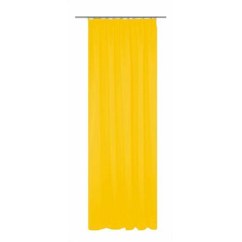 Wirth Vorhang nach Maß »Dim out«, , Kräuselband (1 Stück), Breite 142 cm, gelb