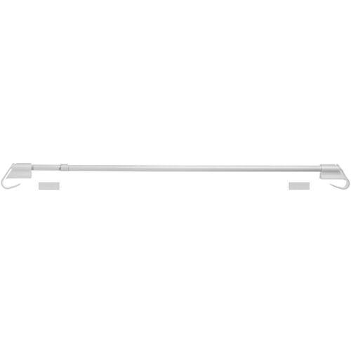 LICHTBLICK ORIGINAL Gardinenstange »Gardinenstange Klemmfix«, , Ø 15 mm, 1-läufig, ausziehbar