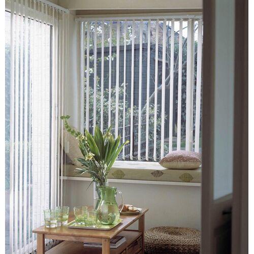 GARDINIA Lamellenvorhang »Lamellenvorhang Komplettanlage«, , mit Bohren, freihängend