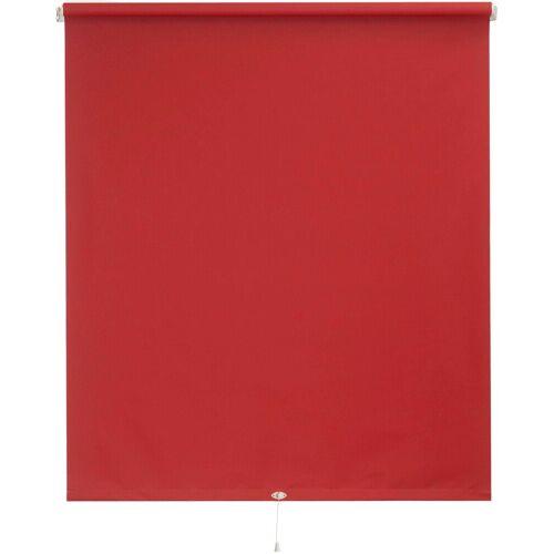 sunlines Springrollo »Uni«, , verdunkelnd, mit Bohren, 1 Stück, rot