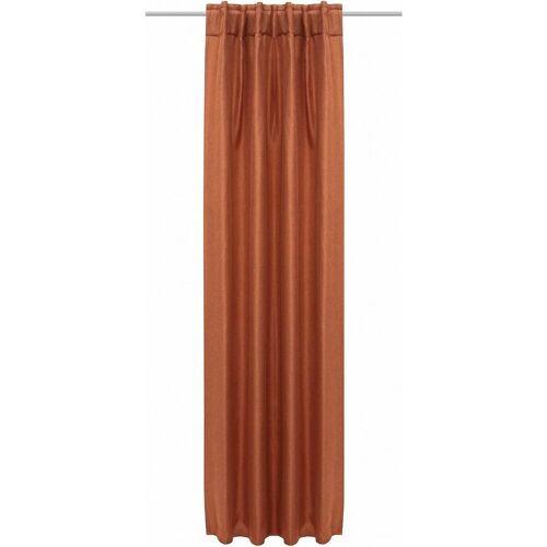 """Albani Vorhang »Vorhang mit Schlaufe """"Jolie"""" 245x135 cm«, , kupfer"""