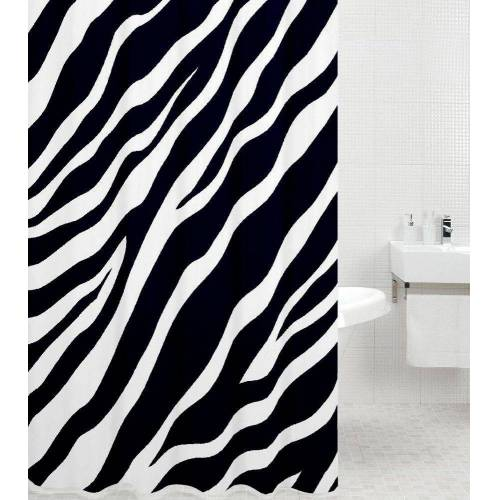 Sanilo Duschvorhang »Zebra« Breite 180 cm