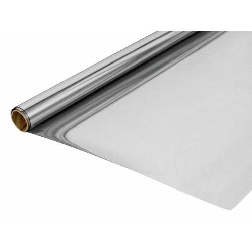 GARDINIA Sonnenschutz »Statische Spiegelfolie silber 90 x 200«,