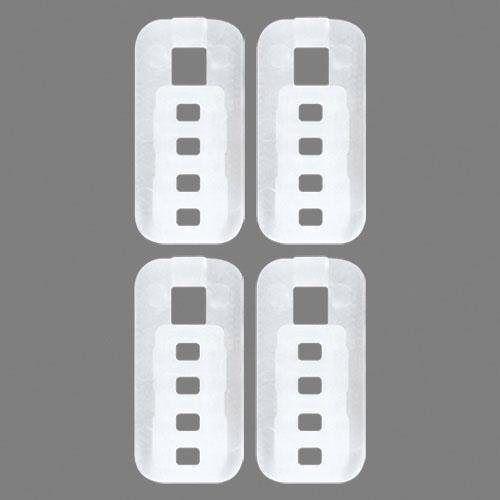 Good Life Feststeller »Tim«, , Gardinenstangen, Gardinenschienen, (Packung, 4-St), für Vorhangschienen und -stangen 4/6 mm