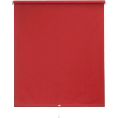 sunlines Springrollo »Uni«, , Lichtschutz, mit Bohren, 1 Stück, rot