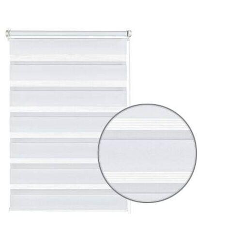 GARDINIA Doppelrollo »EASYFIX Doppelrollo weiß 120 x 150«,