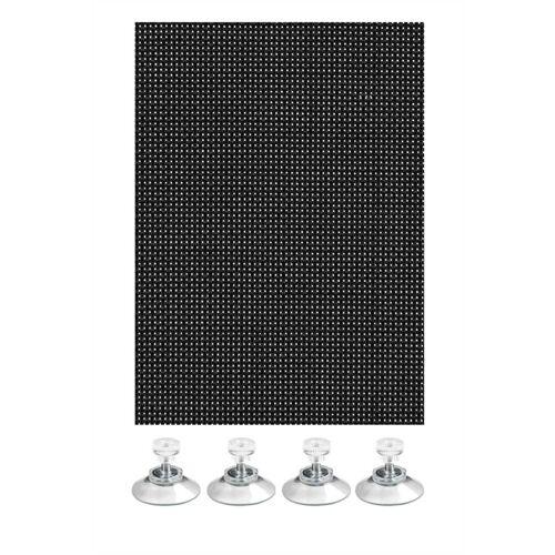 GARDINIA Sonnenschutz »Flexibler Sonnenschutz schwarz 100 x 200«,