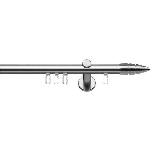 indeko Gardinenstange »Biel«, , Ø 20 mm, 1-läufig, Fixmaß