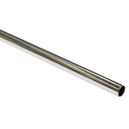 GARDINIA Schwenkstange »Gardinenstange Ø 20 mm chrom 160«,