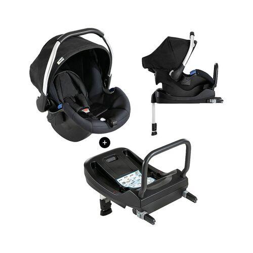 Hauck Babyschale »Babyschale Comfort Fix inkl. Isofix Base, black«