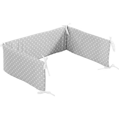 Alvi® Bettnestchen »Nestchen Stars silber, 180 cm«
