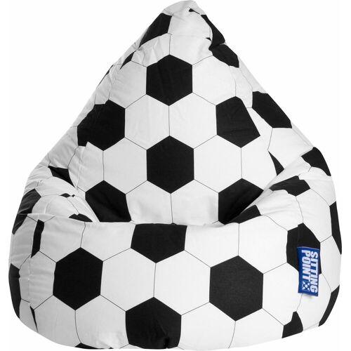 Sitting Point Sitzsack »Fussball L«