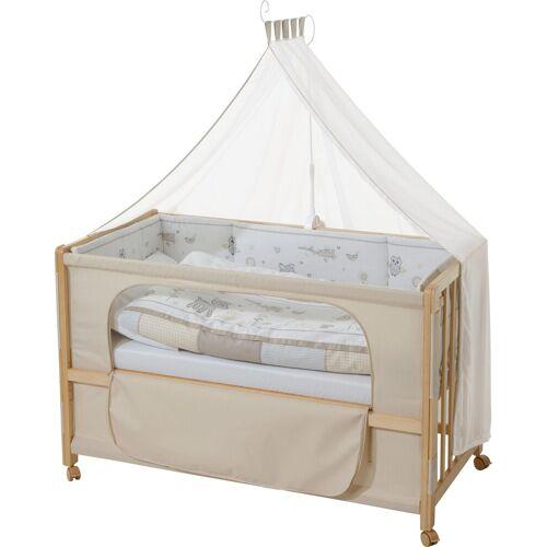 roba® Babybett »Room Bed, Tierfreunde«, 6-tlg.