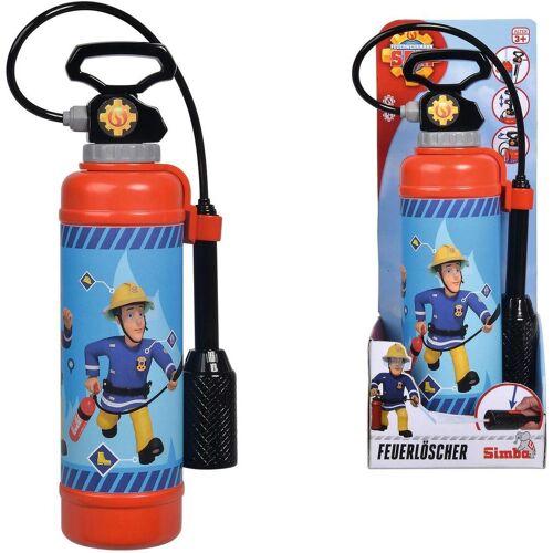 SIMBA »Feuerwehrmann Sam, Feuerlöscher Pro« Badespielzeug