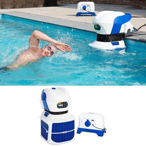 BESTWAY Gegenstromanlage »Gegenstromanlage Swim Fitness System Schwimmtrainer Workout«