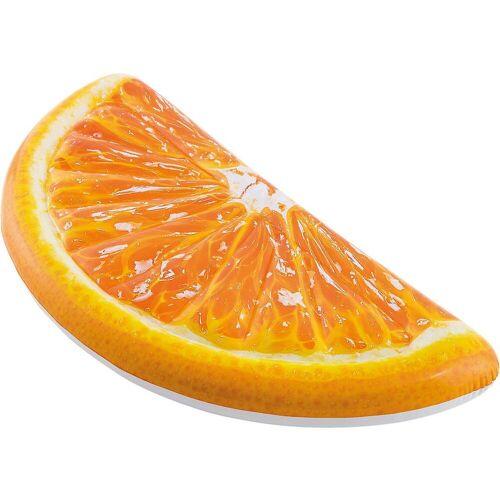Intex Luftmatratze »Luftmatratze Orangen-Stück, 178 x 85 cm«
